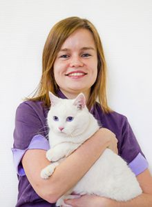 Kelly Jager Dierenkliniek Kattenbroek Amersfoort